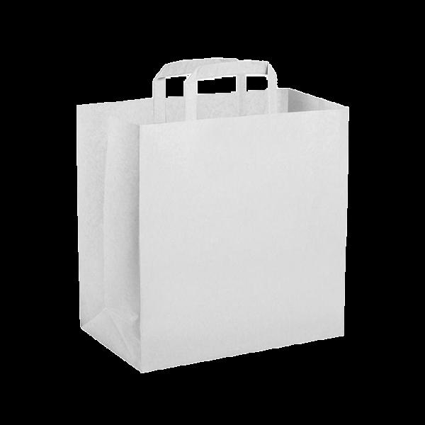 Shopper TAKE AWAY PG022 white