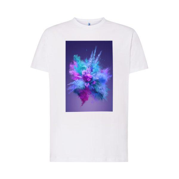 t shirt bianca dtg